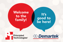 Principled Technologies has acquired Demartek