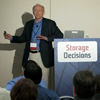 Dennis Martin Presenting at Storage Decisions Chicago