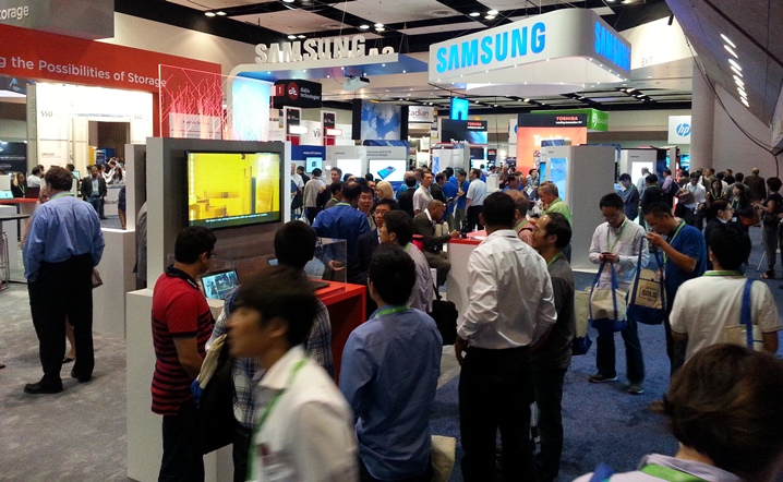 Flash Memory Summit 2015