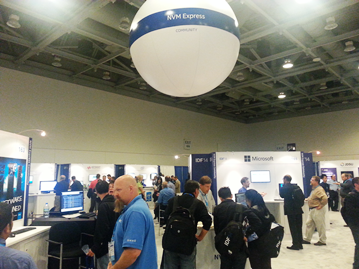 IDF2014 NVM Express Community